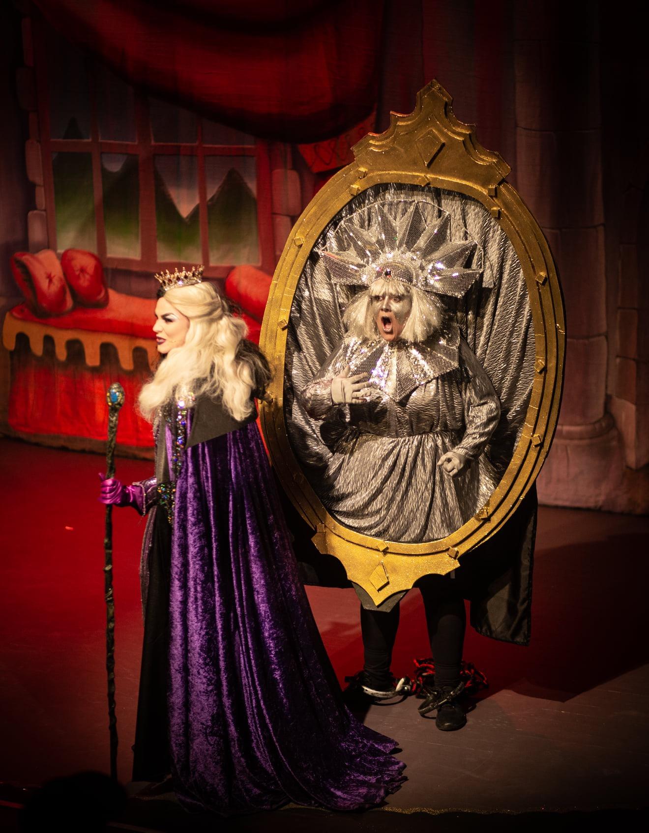 EM The Magic Mirror