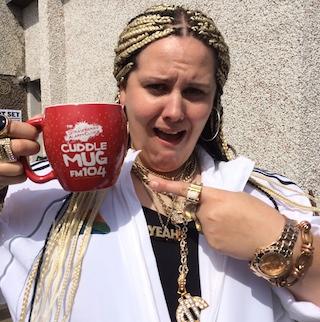 Tracey Cuddle Mug
